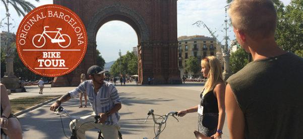 Bild The Original Free Barcelona Bike Tour