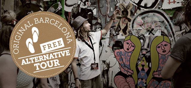 Barcelona Alternative Free Tour
