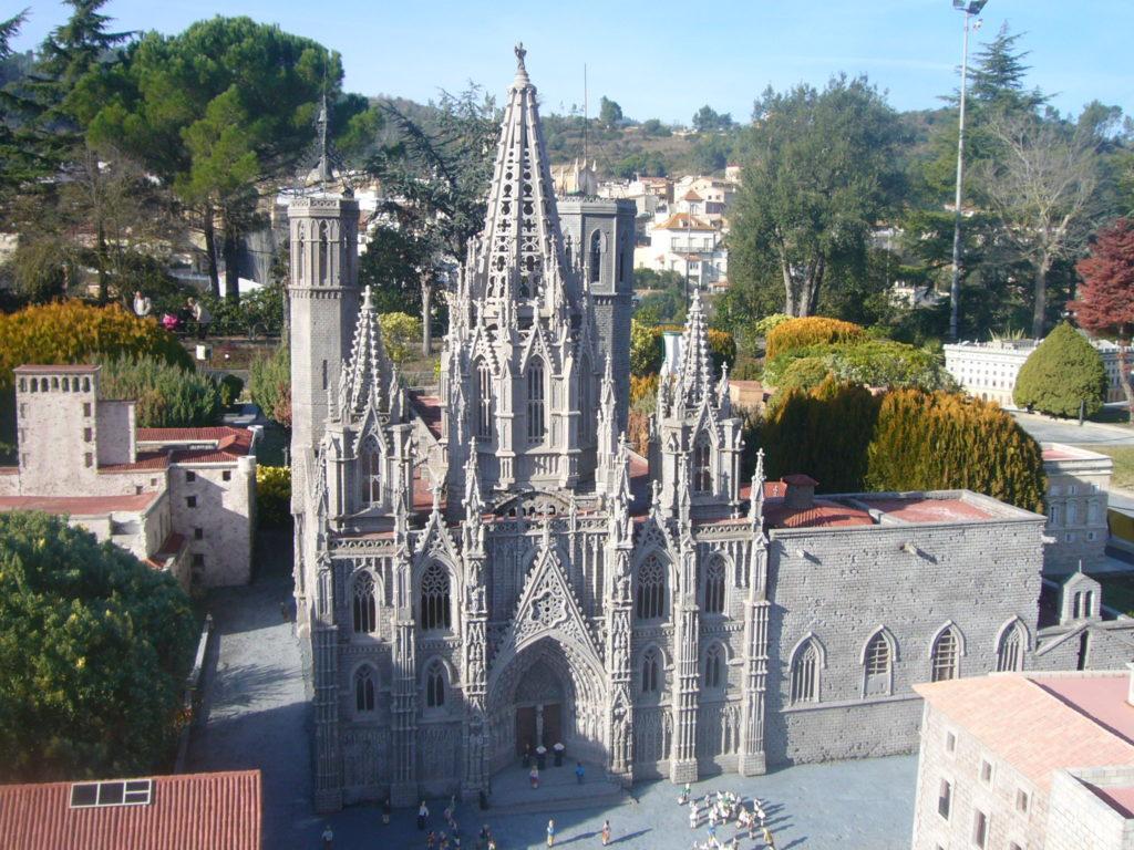 Catalunya_en_Miniatura-Catedral_de_Barcelona