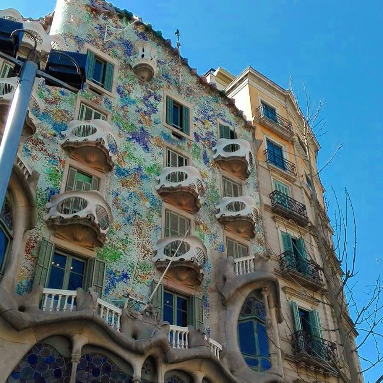 Guide to Barcelona Gaudi