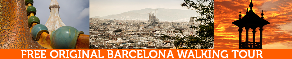 Free Barcelona Tour