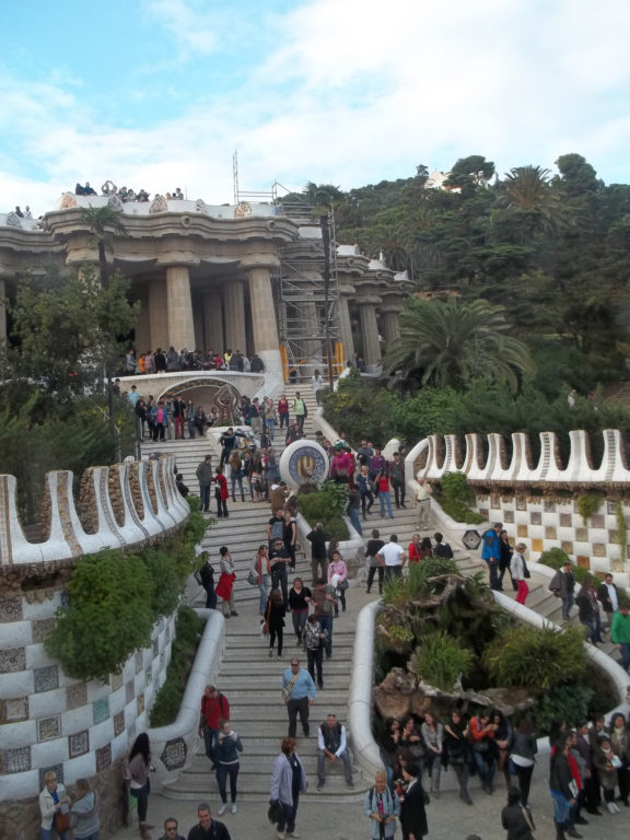 002 parc guell barcelona