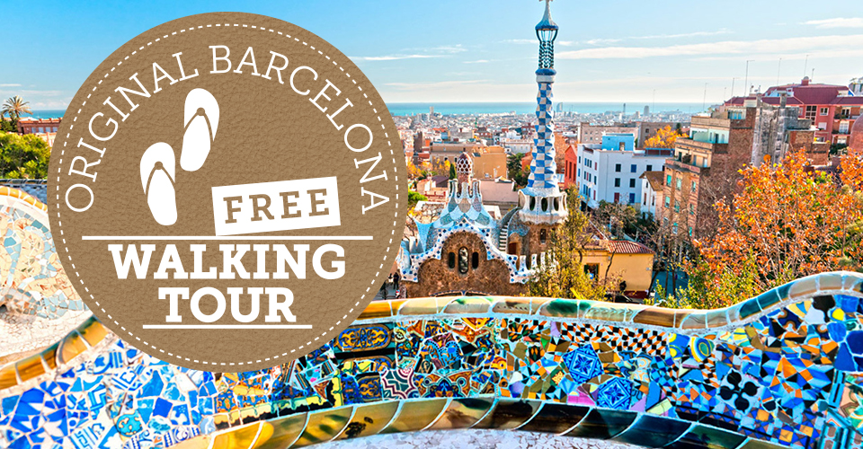 Original Free Barcelona Walking Tour