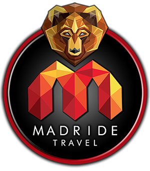 MADRIDE TRAVEL LOGO