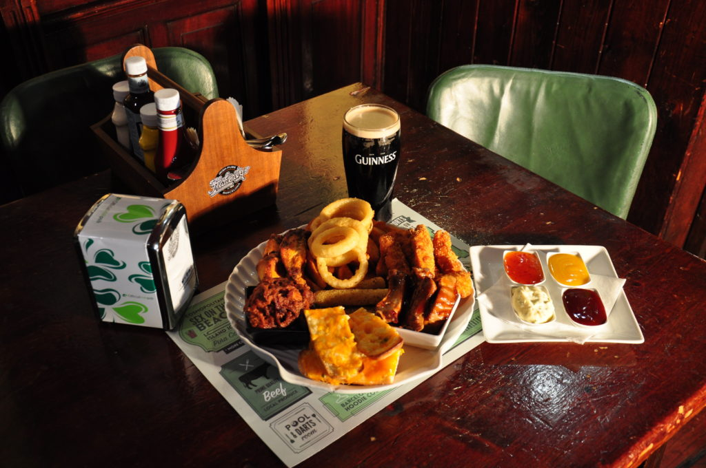 irish pub platter 2