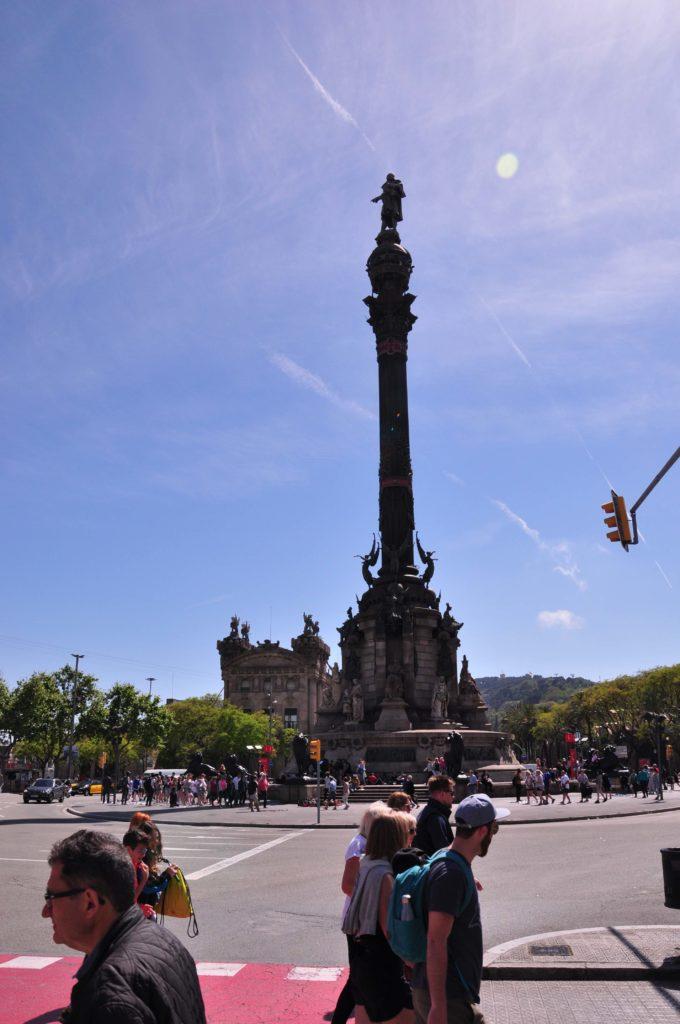 Columbus Monument, Barcelona 2