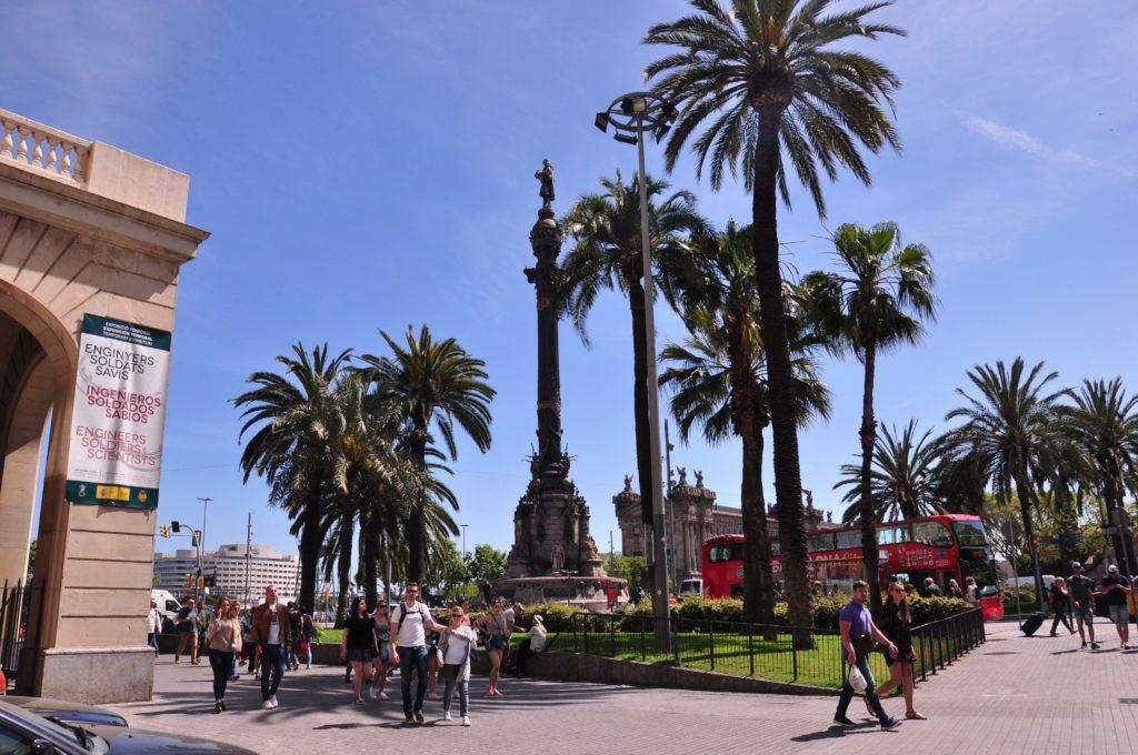 Columbus Monument, Barcelona 3