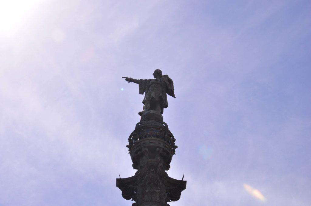 Columbus Monument, Barcelona 5