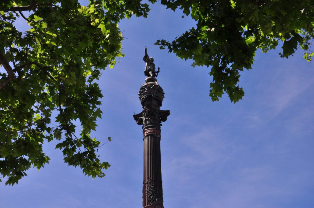 Columbus Monument, Barcelona 7