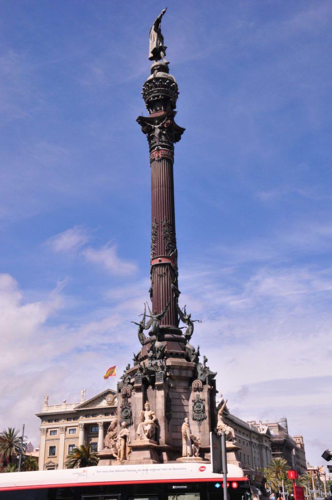 Columbus Monument, Barcelona 8
