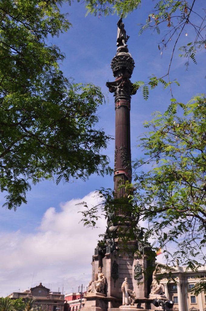 Columbus Monument, Barcelona 9