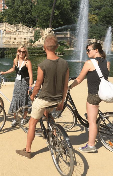 barcelona bike tour 2