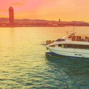 Sunset Boat Party
